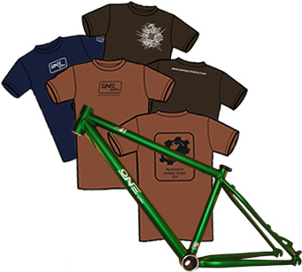 One Cycles shirts